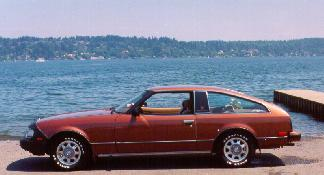 Click to see Chris's pristine MkI Supra on the shore of Lake Washington - Large