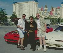 Click to see Keith, Elvis and Me at the Vegas99 Show-and-Shine - Large