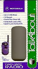 Click to see the front of the TalkAbout Plus box - Large